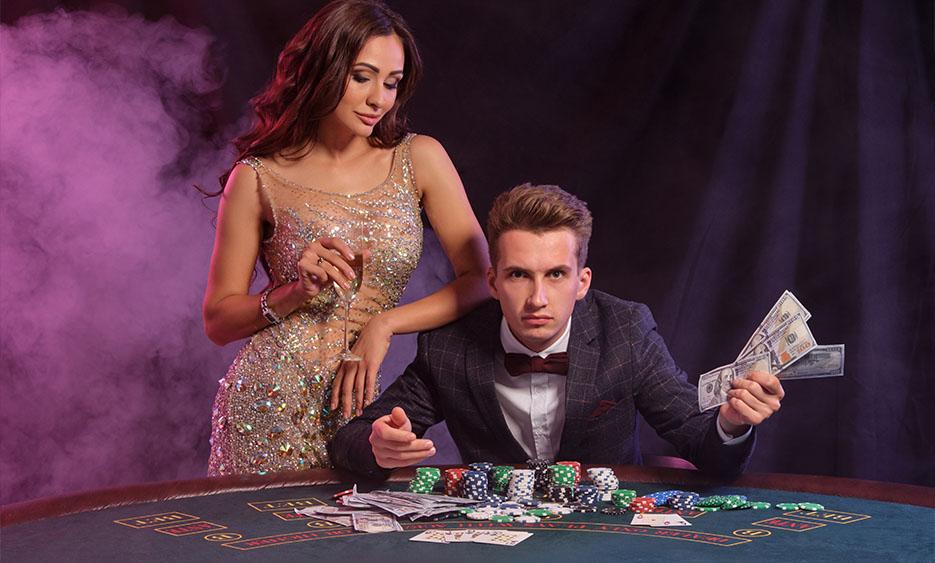 Учимся выигрывать в казино без вложений